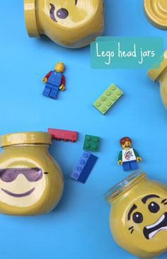 how to make lego hea
