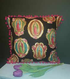 Check out this item in my Etsy shop https://www.etsy.com/uk/listing/467663048/our-lady-of-guadalupe-repeat-icon-design