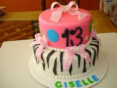 7 Year Old Birthday Cake Ideas For Girls Owl | Just in Cakes: 13 Year Old Girl Birthday Cake