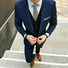 Black Velvet Vest Navy Blue Suits for Business Men Casual Groom Tuxedo Wedding Groomsmen Attire Costume Homme Slim trajes de hombre Blue Suit Men, Navy Blue Suit, Blue Suits, Groom Tuxedo Wedding, Wedding Suits, Costume Homme Slim, Formal Men Outfit, Formal Suits, Casual Grooms