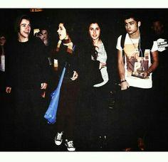Harry Styles, Camila Cabello, Lauren Jauregui and Zayn Malik manip