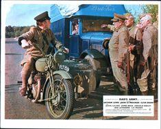 Devon, John Le Mesurier, John Laurie, Durham Museum, Dad's Army, Home Guard, British Comedy, Tv Series