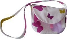little girl bag - sewing Diy Sac, Bags 2017, Couture Sewing, Julia, Girls Bags, Sewing Accessories, Sewing For Kids, Sewing Tutorials, Purses And Bags
