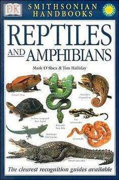 Reptiles (Smithsonian Handbooks Series)