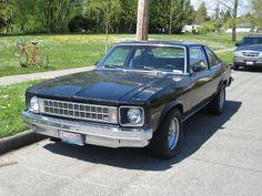 www.203 ford ranger inline 6l | 1977 Chevrolet Nova Coupe