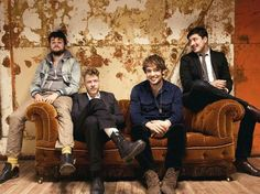 Live Nation website lists Sept. 9 show for Mumford & Sons at Oak Mountain…