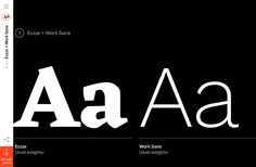5 bright and modern pairings of free fonts, availible via Google Fonts