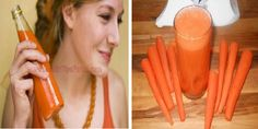 She Was Drinking Carrot Juice Every Morning For 8 Months, And Then The Unbelievable Happened