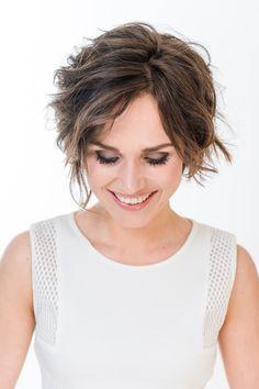 #mediumhair #bob #wavy #styling #haircut #technique #makeup @sabrinahagenmüller #sabrinahagenmueller #foto @jonpride info@sabrina-hagenmueller.de  #pivotpoint #trendcollection #2015 @mariellamo