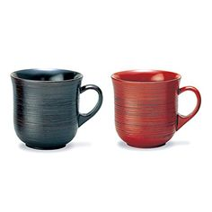 Chic Pair Urushi Wooden Cup from Japan (Black/Red) Mejiro Co. http://www.amazon.com/dp/B00XRDRFB4/ref=cm_sw_r_pi_dp_762vvb1P8SE54