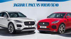 2018 The New JAGUAR E PACE VS Volvo XC40 Interior Design
