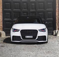 A1 #dadriver #Audi #A1 @audispain