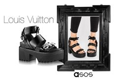 mode et la mode: Luxury Vs. Budget - LV Samourai sandal
