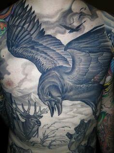 Tattoos — Tim Biedron