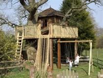 Treehouses | Wooden Playhouses | Tree House Plans | Tree Forts