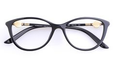 ccd3185ddf Versace VE3175 Acetate Womens Cat eye Full Rim Optical Glasses for  Fashion