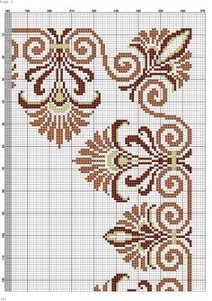 1 million+ Stunning Free Images to Use Anywhere Cross Stitch Borders, Cross Stitch Flowers, Cross Stitch Designs, Cross Stitching, Cross Stitch Embroidery, Cross Stitch Patterns, Hand Embroidery Designs, Embroidery Patterns, Decoupage Vintage