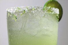 "Discovered a drink called a ""Fresca-rita."" Fresca (zero calories!), lime juice and tequilla. Yum!"