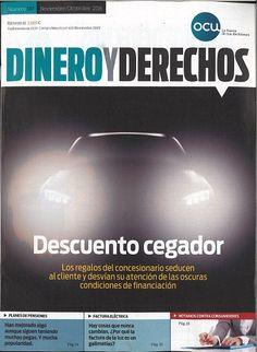 DINERO Y DERECHOS  nº 157 (Novembro/decembro 2016)