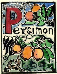P Persimon - WALTER ANDERSON