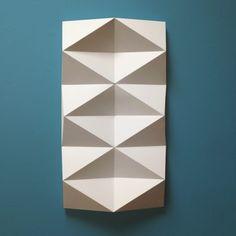 100% Paper: 3D Geometric Sculptures By Ryan Filipski
