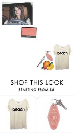 """""""MY SUGAR DADDYS TAKING ME TO CAPE COD"""" by piff-jar ❤ liked on Polyvore featuring Laundry and Wildfox"""