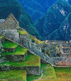 Machu Picchu, Peru #ViventuraPinYourWaytoSouthAmerica.  The water here in this area is ice cold even though it is hot.  Loved the place.  Missionary Trip.