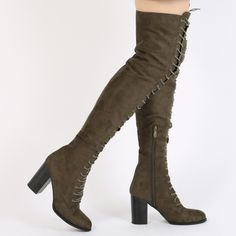 Check out these lace up lovelies. Laney is a serious stomping long boot and we…