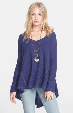 Free People 'Moonshine V' Cold Shoulder Sweater