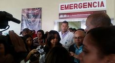 Once pacientes con quemaduras y traumas diversos por explosión en envasadora de gas se encuentran en Traumatológico Ney Arias Lora