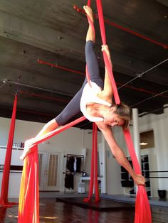 aerial silks :)