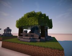 Minecraft Creations, Minecraft Projects, Minecraft Stuff, Minecraft Ideas, Minecraft Redstone House, Fun Ideas, Video Game, Origami, Medieval