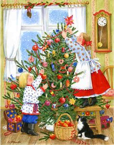 Mesothelima: 81 Happy Merry Christmas 2019 Wishes and Images Merry Christmas Song, Merry Christmas Pictures, Christmas Past, Merry Christmas And Happy New Year, Vintage Christmas Cards, Christmas Articles, Christmas History, Old Fashioned Christmas, Christmas Illustration