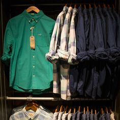 Hollister is the fantasy of Southern California, with clothing that's effortlessly cool and totally accessible. Shop jeans, t-shirts, dresses, jackets and more. Spring Fever, Brand Names, Hollister, Button Up, Rain Jacket, Windbreaker, Guys, Blouse, T Shirt