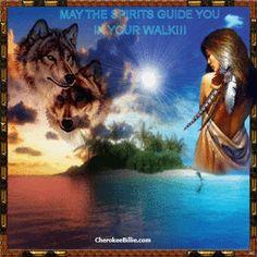 spirits guide you