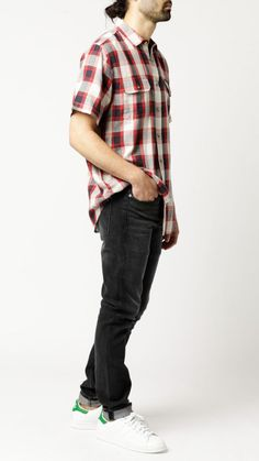 Obey - S/S Ridley Shirt