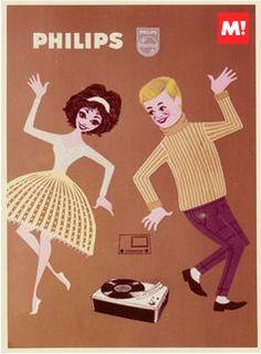 Publicidad antigua de Philips