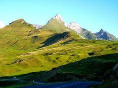 Pyrénées - Col d'Aubisque