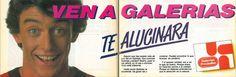 Ven a Galerias, nov 1983