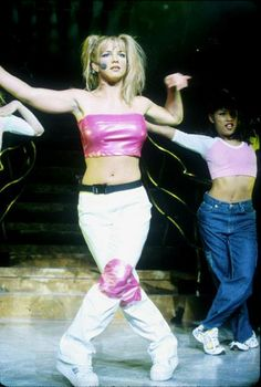 baby one more time tour- britney spears
