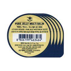 [ETUDE HOUSE_Sample] Pure Jelly Multi Balm Samples - 5pcs