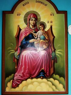 Rugaciunea deznadajduitului catre Sfantul Acoperamant al Maicii Domnului Mangaietoarea mea cea prea buna si nadejdea mea fara de sfarsit, ascunde netrebnicul si mult prea pacatosul suflet al meu su… Jesus Mother, Mother Mary, Goddess Lakshmi, Virgin Mary, My Family, Prayers, Spirituality, Painting, Image