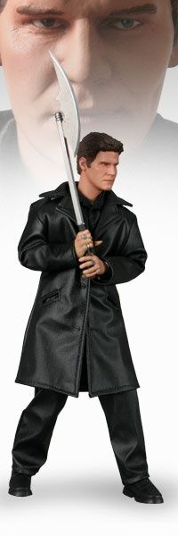 Figure of David Boreanaz as Angel from the hit TV shows Buffy the Vampire Slayer  Angel
