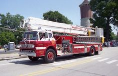 Fire Dept, Fire Trucks, Ford, Vehicles, Firefighters, Fire Engine, Car, Fire Department, Fire Truck