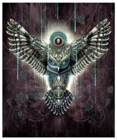 Ancient Owl God - Google Search