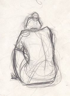 Gesture Drawing, Body Drawing, Anatomy Drawing, Anatomy Art, Drawing Poses, Life Drawing, Painting & Drawing, Drawing Tips, Deep Drawing