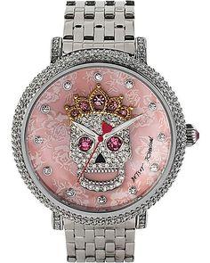 Skull watch<3