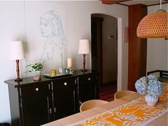 "Peter & Blair's ""Bohemian Preppy"" Seattle Abode — House Tour | Apartment Therapy"