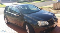 2008 Volkswagen Golf V Pacific MY08 Direct-Shift Gearbox