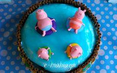 Φτιάξε ζελέ επικάλυψης τούρτας με εφέ νερού – Piping gel 6